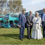 Arriva Midlands Launches Regal Sapphire Fleet