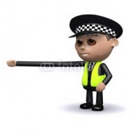 The Long Arm Of The Law……