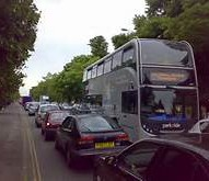 Congestion, The Cancer That Could Kill The Bus Industry.