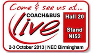 Bus And Coach Show Live…Do Not Miss IT…