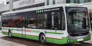 Cardiff Airport Express Bus Service Under Review