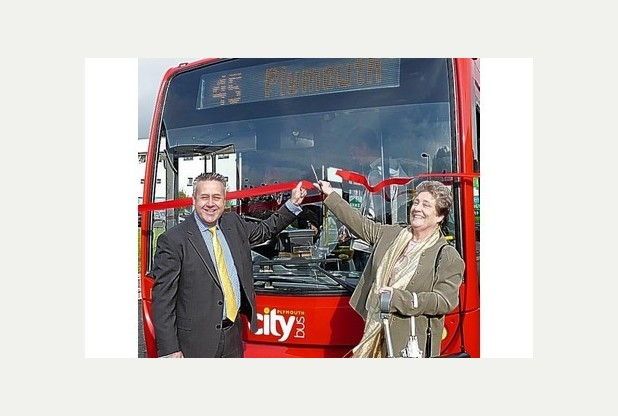 Well Done Plymouth Citybus
