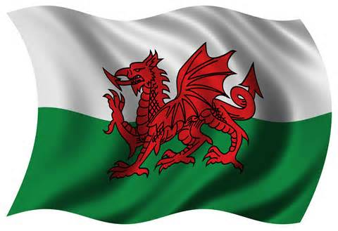 Focus Of The World On Wales