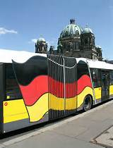 Catching Buses In Germany