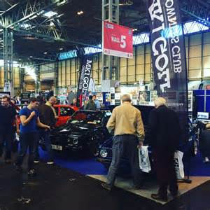 Commercial Motor Show At The NEC…A Good Event
