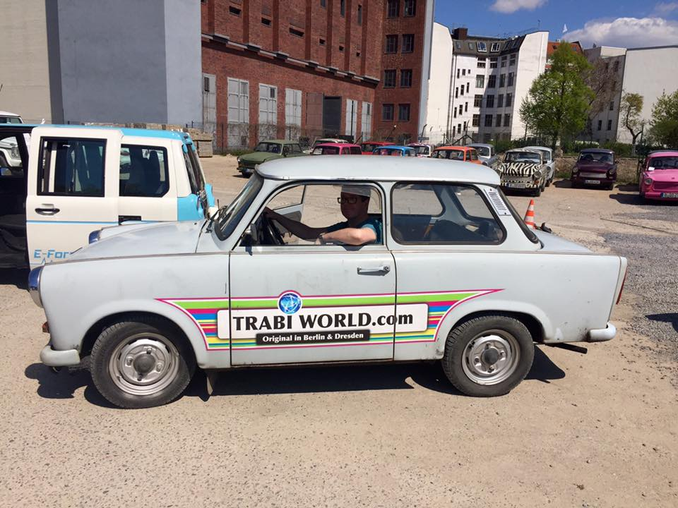 You Have Not Lived Until You Have Driven A Trabi…..