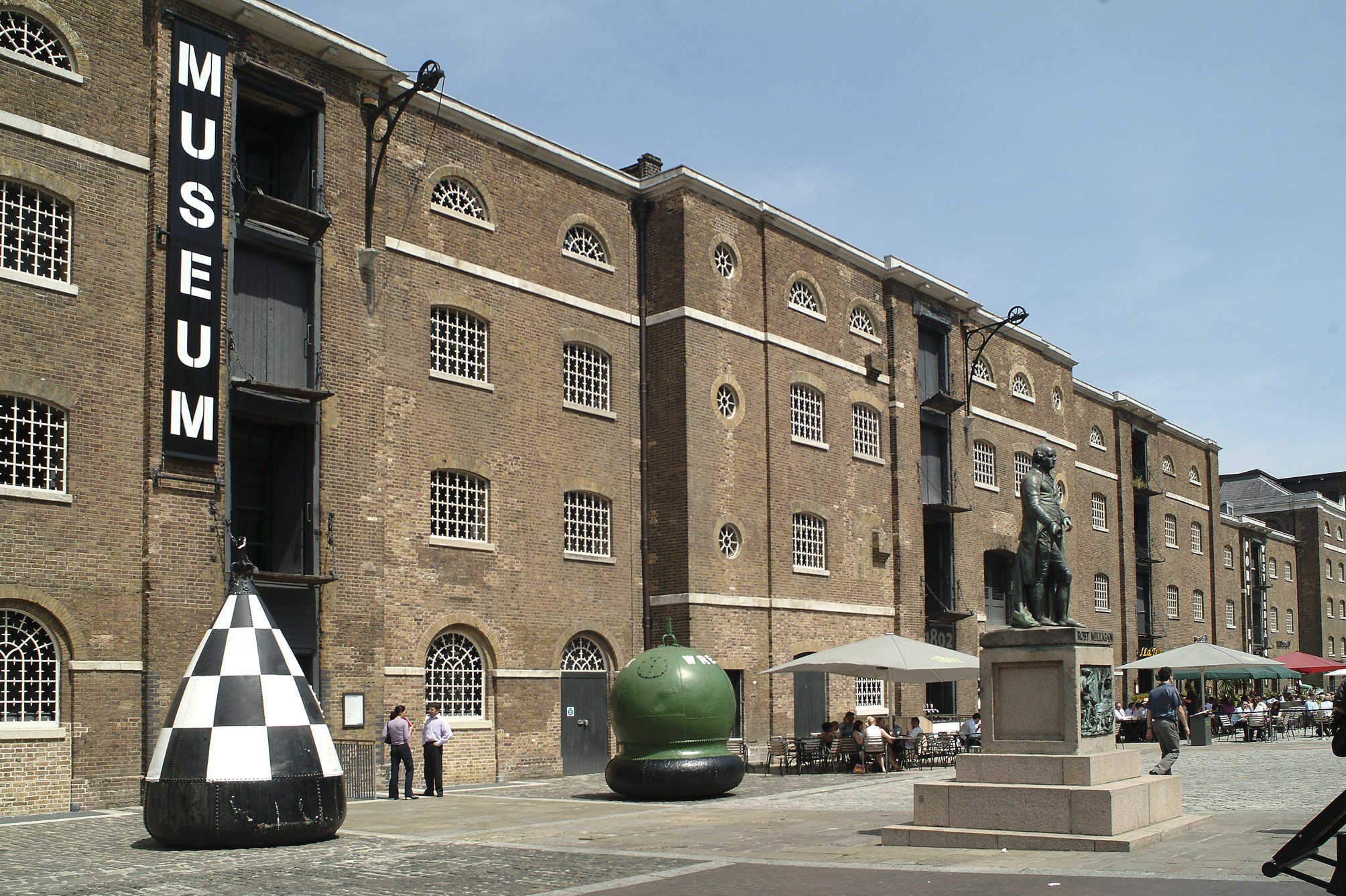 The Docklands Museum London, A Wonderful Day Out!