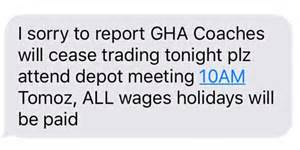 GHA Coaches…The Buck Stops With The Directors!
