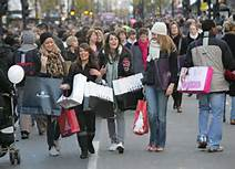 The Sheer Hell Of Shopping In London!
