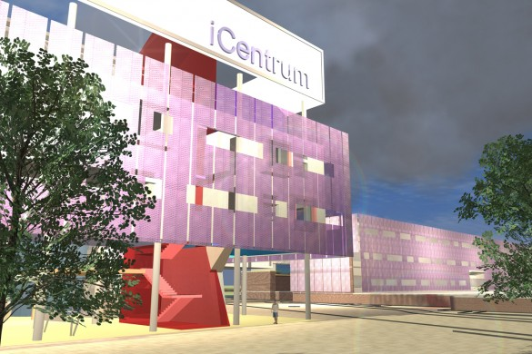 Technology Hub ICentrum; The New Home of uTrack