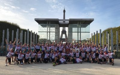 Transaid Challenge…….Paris Or Bust!