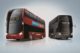 National Express West Midlands, A Really Big Bus Company.