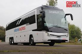 National Express Levante 3 ; A New Standard In Flagship Coaches