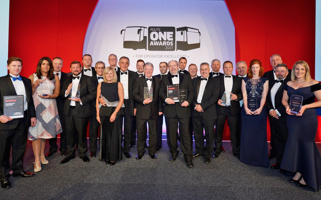 And The Winners Are The Route One Awards!