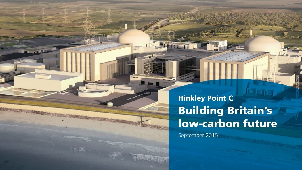 Getting The Point At Hinkley Point!