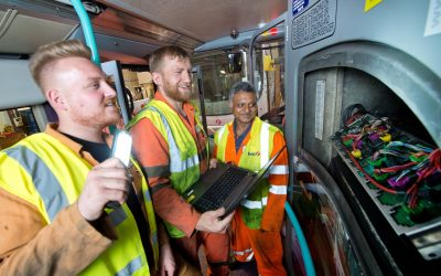Being A Bus Engineer ….