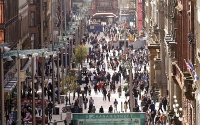Glasgow, A city Rejuvenated
